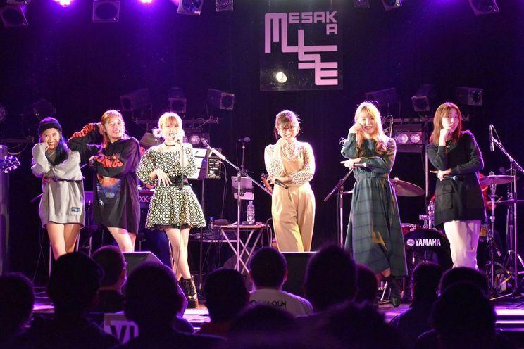 """<MAINA 23rd Birthday Live """"#マイナマインド23"""">大阪・ESAKA MUSE(2020年10月27日)"""