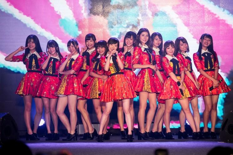 AKB48 Team TP<マイナビ 暢遊日本 presents COOL JAPAN FEST 2018>(2018年12月8日)より