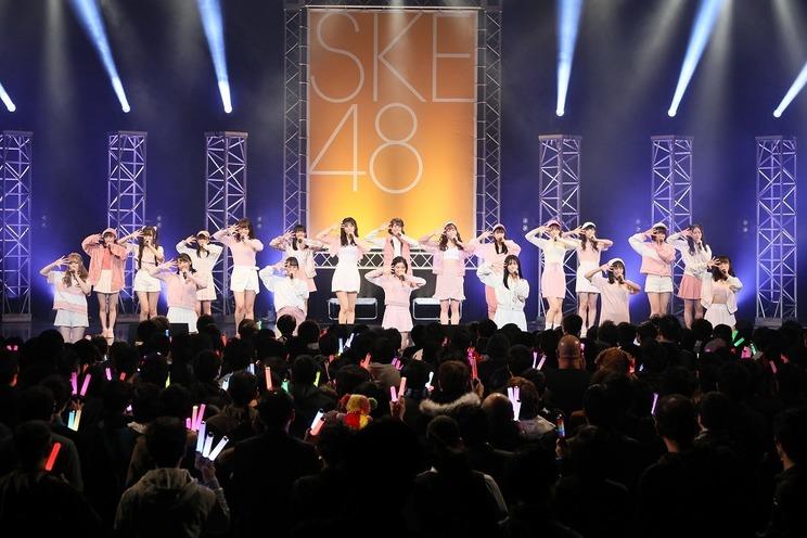 SKE48「Stand by you」お渡し会/リリース記念ミニライブ(2018年12月12日)