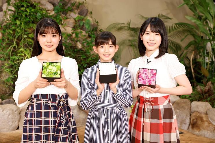 写真左から:川名 凜、松本わかな、為永幸音