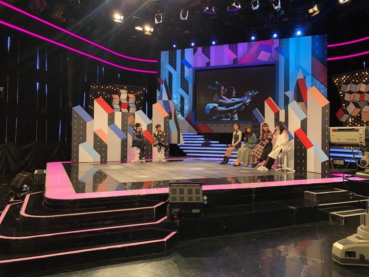 MTV台湾『9nine 4 YOU』収録シーン