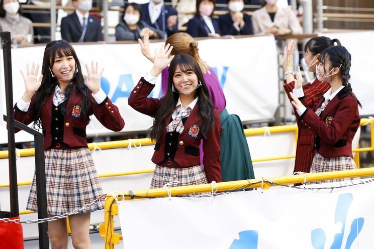 <日本の劇場文化 復活祈願祭 船上式典>|とんぼりリバーウォークイベントエリア(2020年11月3日)