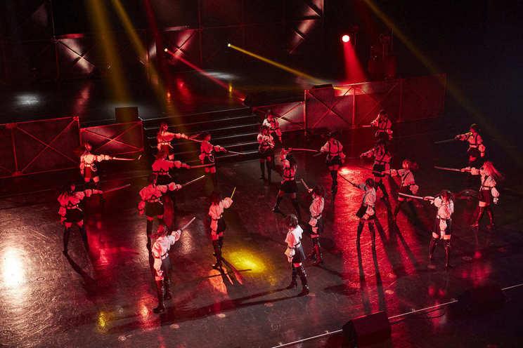 ラストアイドル<9thシングル「何人(なんびと)も」リリース記念イベント> Zepp Tokyo(11月3日)