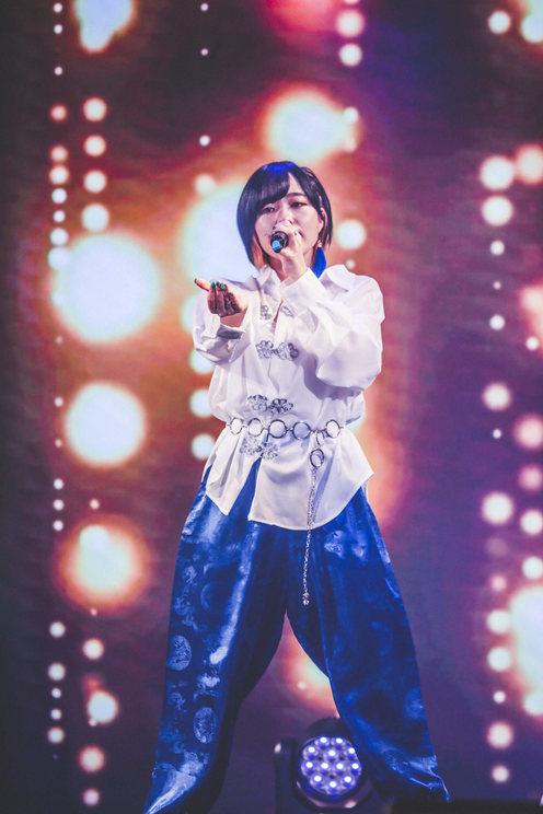 青柳透<CYNHN Streaming Live「Re Blue」> harevutai(2020年10月28日)