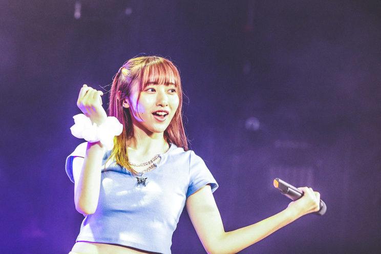 百瀬怜<CYNHN Streaming Live「Re Blue」> harevutai(2020年10月28日)