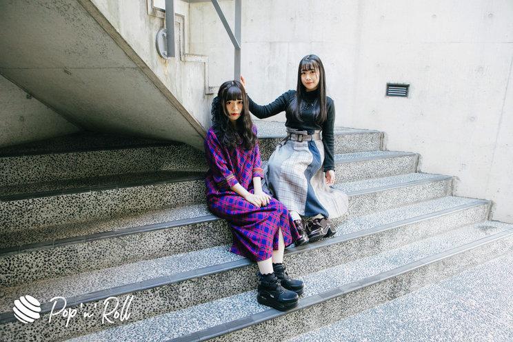 藤井ラナ(NEO JAPONISM)、茉井良菜(煌めき☆アンフォレント)|表参道