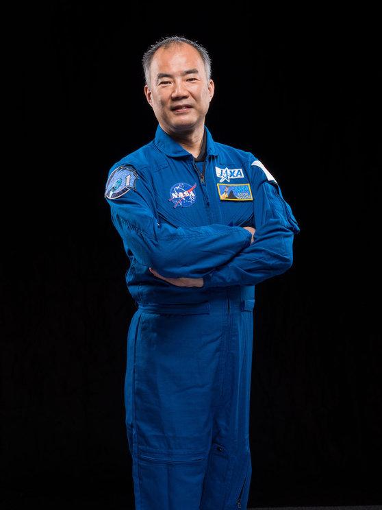 野口聡一宇宙飛行士(JAXA/NASA)