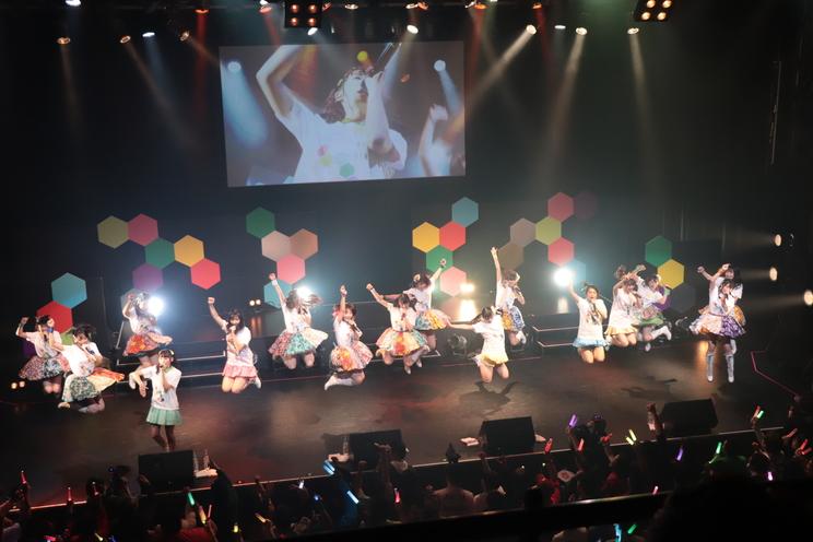 SUPER☆GiRLS 超LIVE 2018 8th DEBUT Anniversary ~NEW GENERATIONS!!!!~│2018年12月19日 TSUTAYA O-EAST
