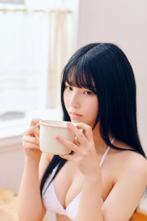 森嶋あんり(©小学館・週刊ビッグコミックスピリッツ)
