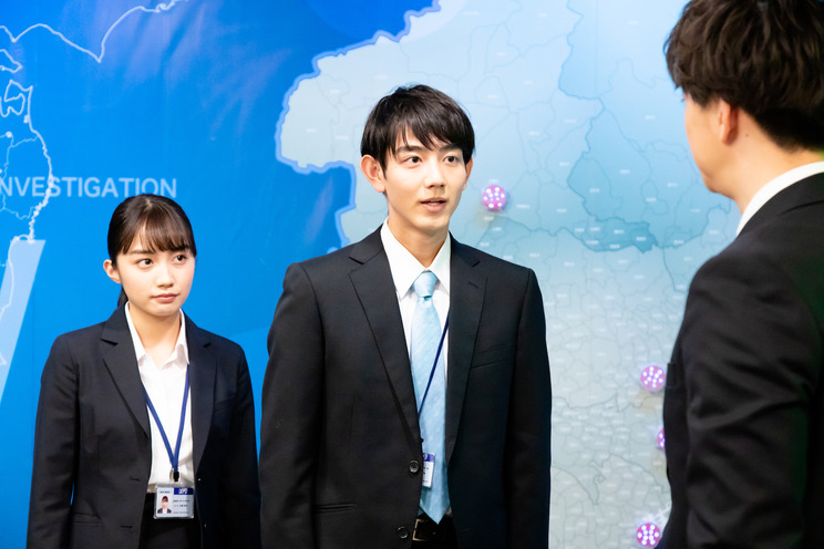 (C)2020 TV Asahi & Warner Bros. International Television Production Limited. All Rights Reserved.