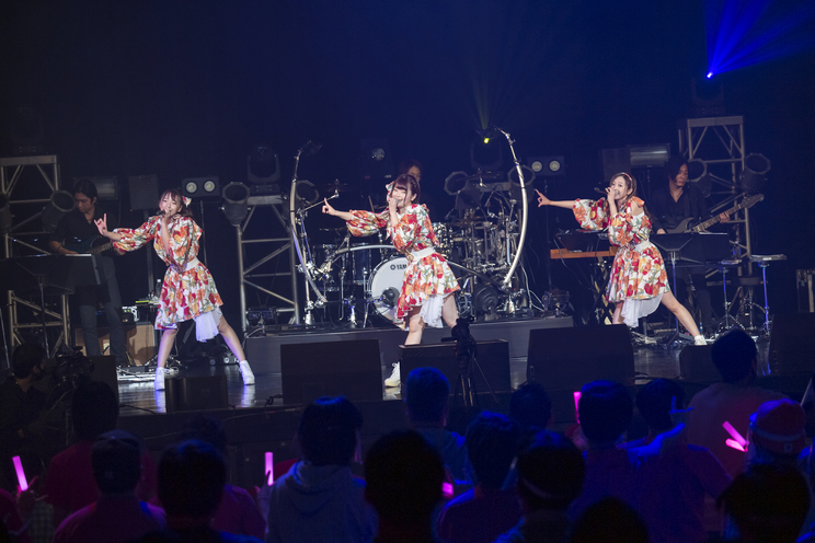 """<6周年記念ワンマンライブ""""Girl*s Rock"""">2020/11/21 @Zepp Tokyo 撮影:林 晋介"""