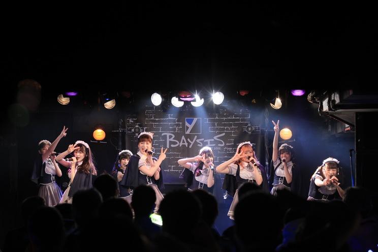 純情のアフィリア<純情のアフィリアワンマンツアー2020「RE:QUEST-君と魔法のエトランジェ-」>(11月21日横浜BAYSIS/夜公演)