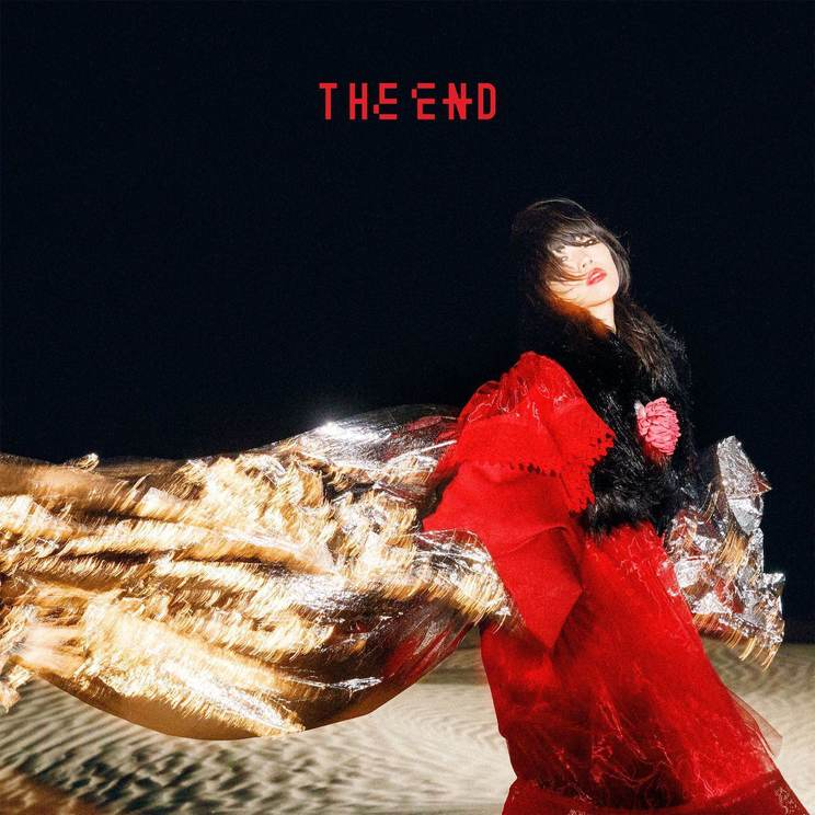 『THE END』CD盤