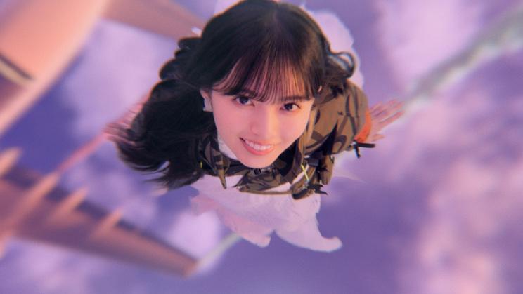 新CM「荒野⾏動『乃⽊坂46 LIVE IN 荒野』篇」より