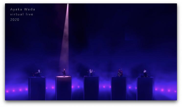 <Ayaka Wada virtual live 2020>