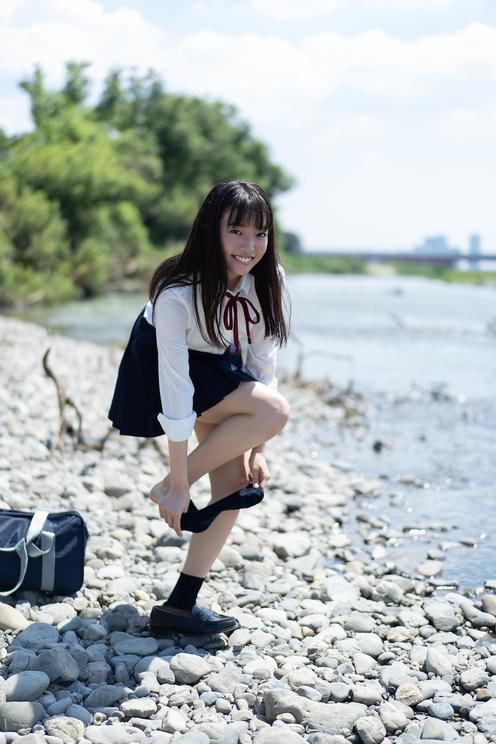 桜田愛音((C)光文社/週刊『FLASH』 撮影:藤本和典)