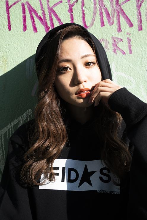 志⽥友美『FIDES』×「FIRSTORDER」