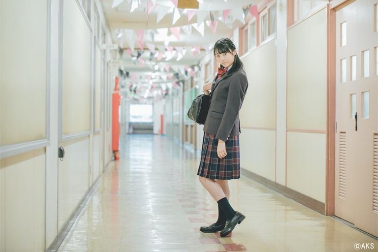 達家真姫宝(AKB48)|『O.C.S.D.』京都明徳高校 新制服