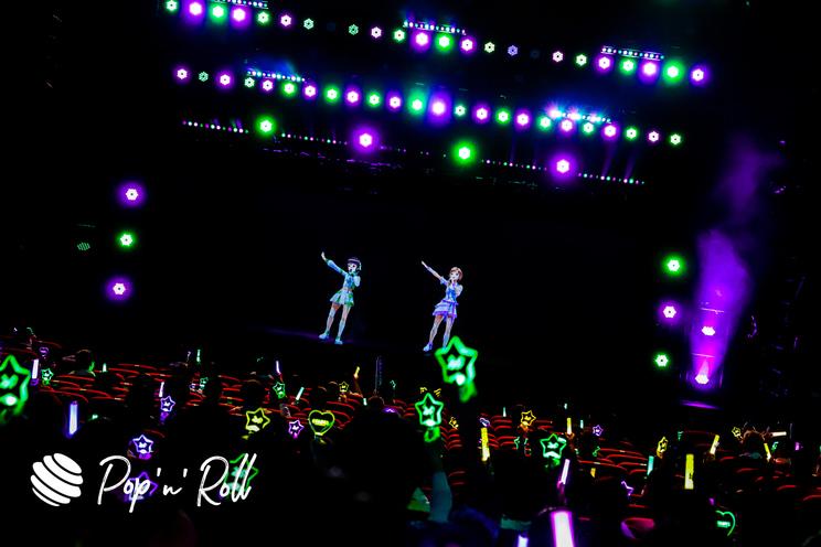 日向奈央、夏目ハル<えのぐワンマンLIVE2020 -だからいま、ここにいる。->第一章公演 ヒューリックホール東京(2020年12月29日)