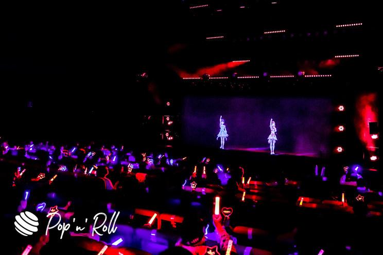 鈴木あんず、白藤環<えのぐワンマンLIVE2020 -だからいま、ここにいる。->第一章公演|ヒューリックホール東京(2020年12月29日)