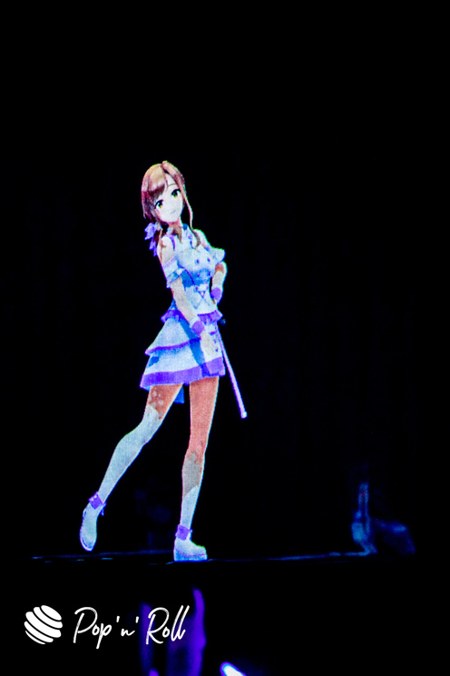夏目ハル<えのぐワンマンLIVE2020 -だからいま、ここにいる。->第一章公演 ヒューリックホール東京(2020年12月29日)