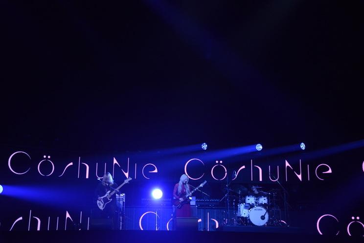 Co shu Nie(ⓒSony Music AnimeSongs ONLINE 日本武道館)