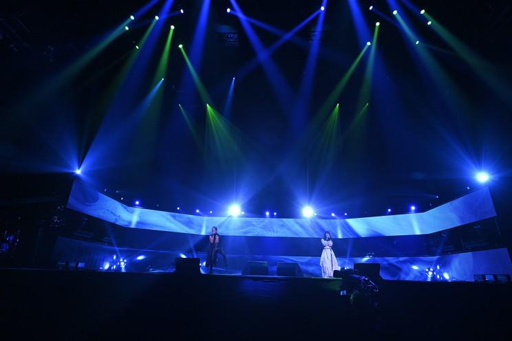 西川貴教&ASCA(ⓒSony Music AnimeSongs ONLINE 日本武道館)