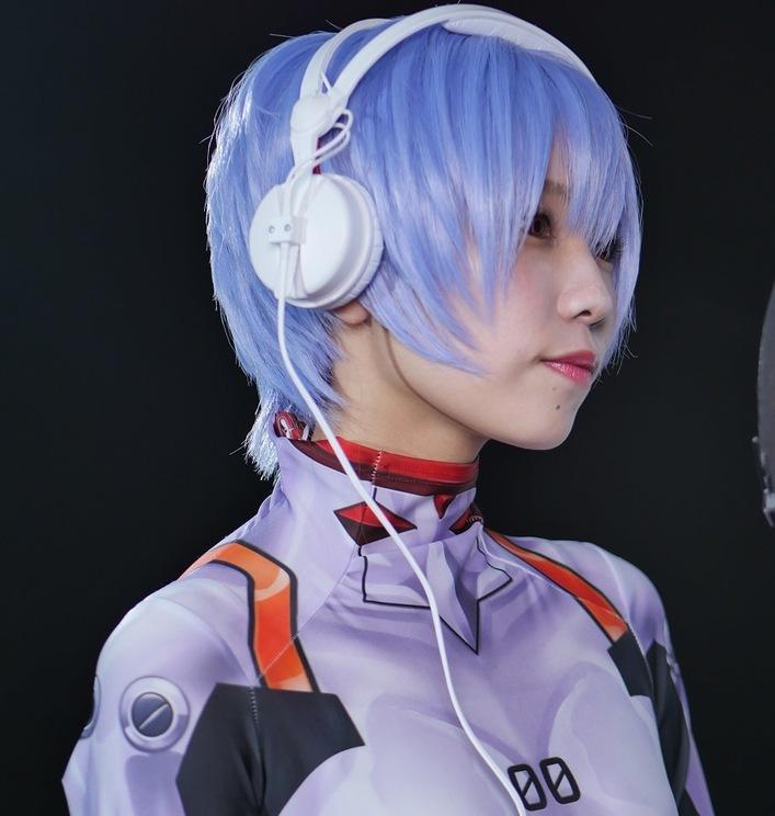 Singing Cosplayer Hikari
