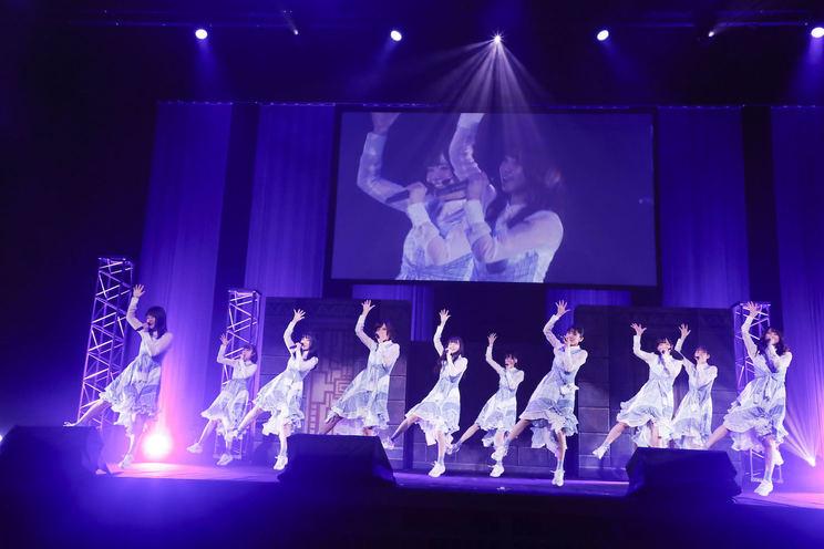 <TVアニメ「22/7」スペシャルイベント Mission Paradise ライブ配信>TACHIKAWA STAGE GARDEN(2021年1月11日)©22/7 PROJECT