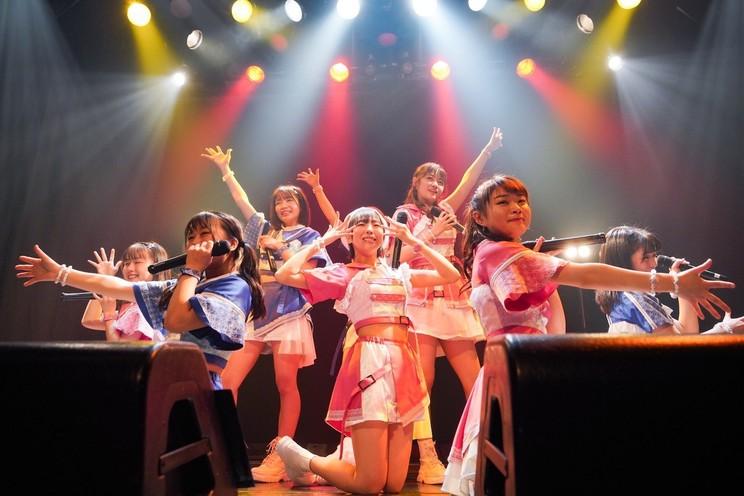 <アップアップガールズ(2)新春ぱーれぇ〜>東京・初台 The DOORS(2020年1⽉17⽇)