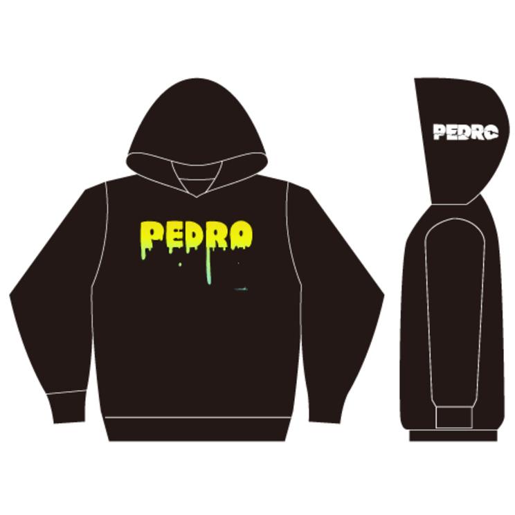 すしお先生描き下ろしパーカー PEDRO