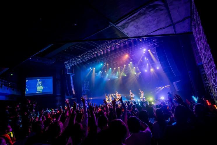 煌めき☆アンフォレント<新体制お披露目ツアー『新宇宙±ワープドライブⅡ』東京公演>TSUTAYA O-EAST(2021年1月18日)