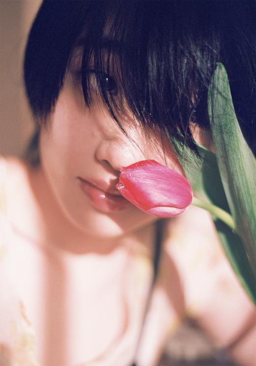 『装苑』2021年3月号より(撮影:木村和平)