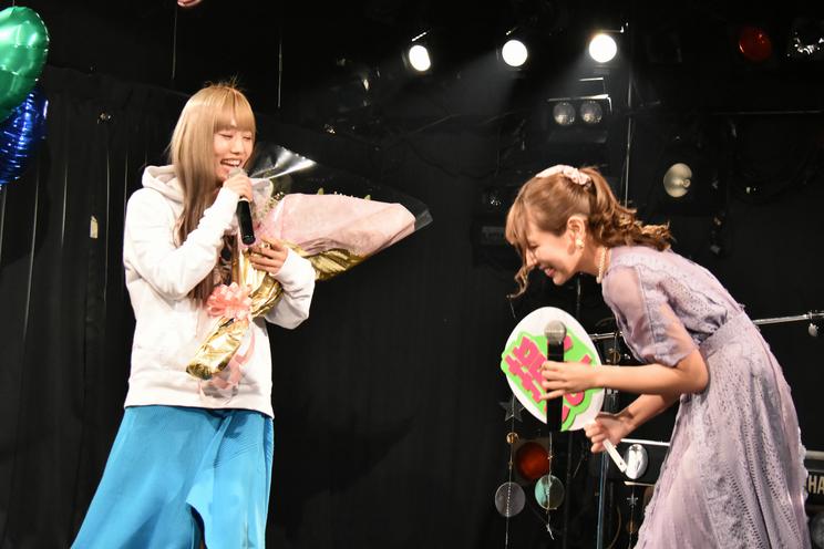 <MIKICHU BIRTHDAY LIVE 2021>2021/1/23 SHIBUYA TAKE OFF 7 写真:ぱんちょ