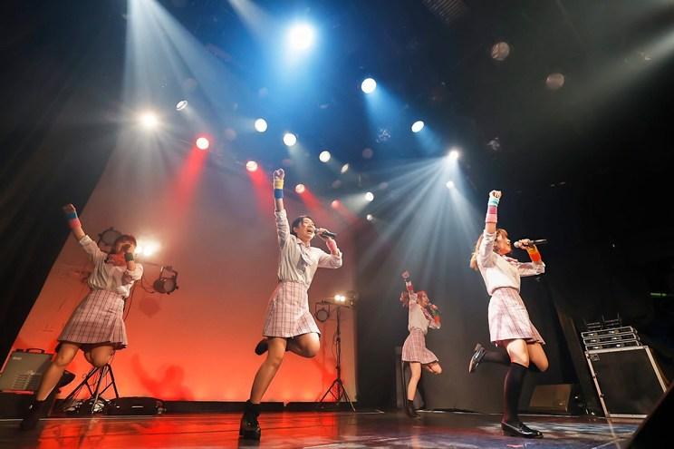 サンスポアイドルリポーター SIR<SIR新体制発表ライブ>初台DOORS(2021年1月25日)