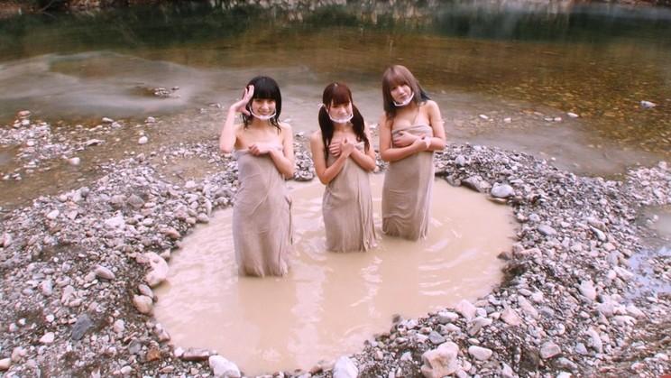 『#ジューロックが挑戦「秘湯でヒット祈願」』より
