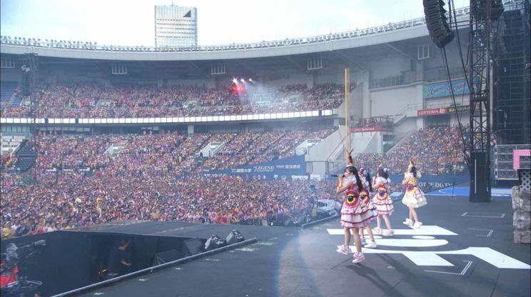 「GET Z, GO!!!!」ライブ映像より