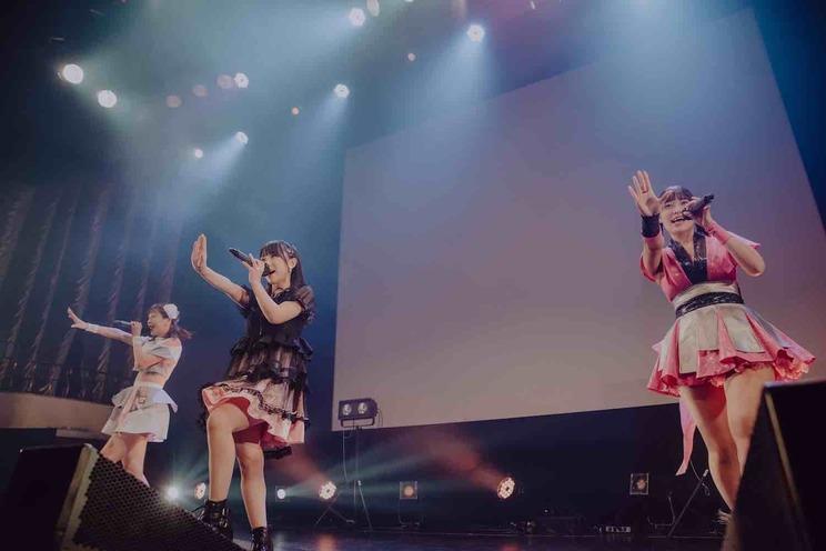 はっぴメシ<JAPANARIZM髙木由莉愛卒業ライブ> 東京キネマ倶楽部(2021年1月30日)