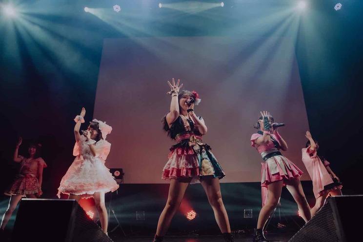 はっぴっぴ<JAPANARIZM髙木由莉愛卒業ライブ> 東京キネマ倶楽部(2021年1月30日)