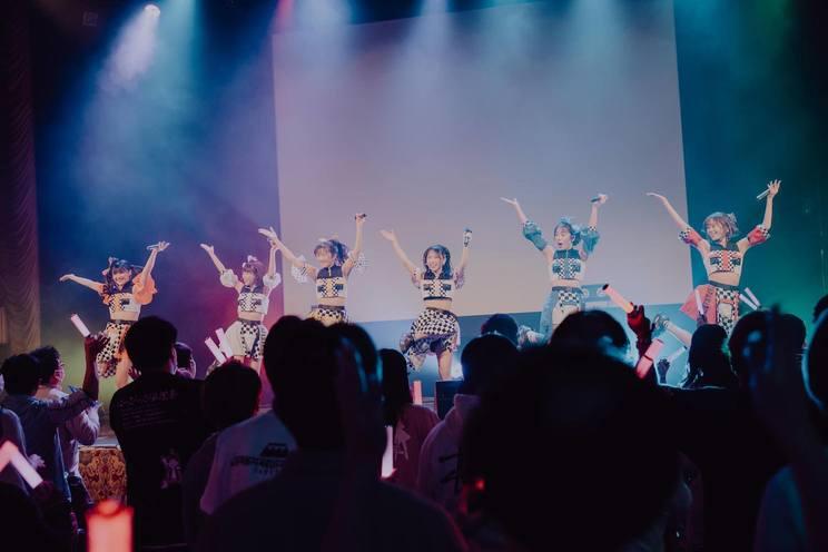 JAPANARIZM<JAPANARIZM髙木由莉愛卒業ライブ> 東京キネマ倶楽部(2021年1月30日)