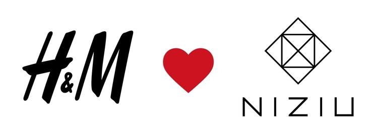 『H&M♥NiziU』