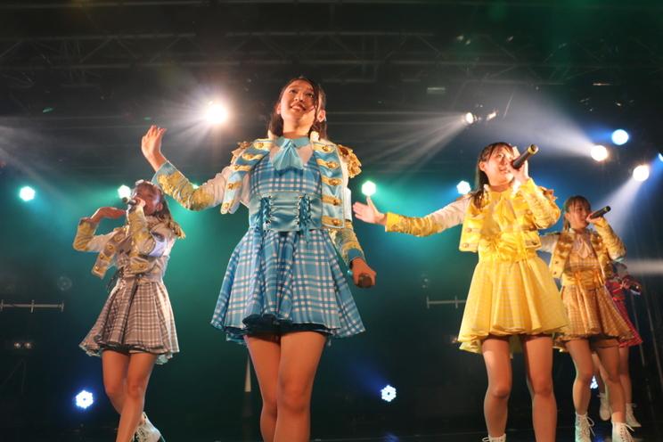 <SUPER☆GiRLSノンストップLIVE2018&SUPER☆GiRLSワンマンライブ~#夏スパガ~>ライブ写真