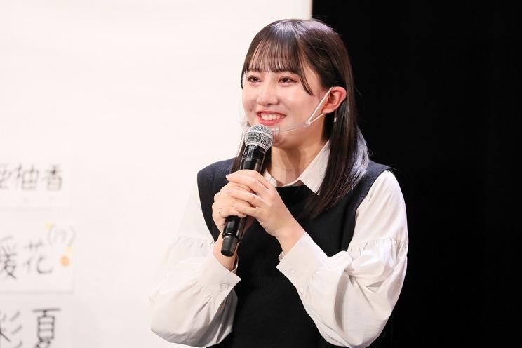 相川暖花<SKE48 28thシングル カップリング収録「ティーンズユニット」メンバー投票企画 速報発表イベント>(2021年2月7日)