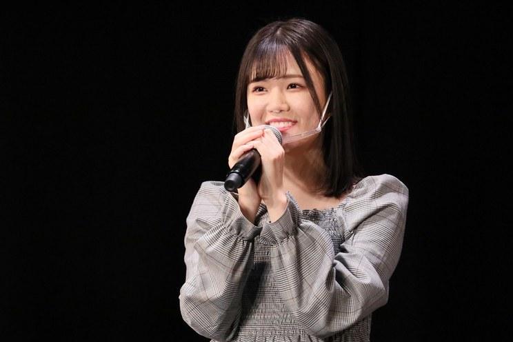 岡本彩夏<SKE48 28thシングル カップリング収録「ティーンズユニット」メンバー投票企画 速報発表イベント>(2021年2月7日)