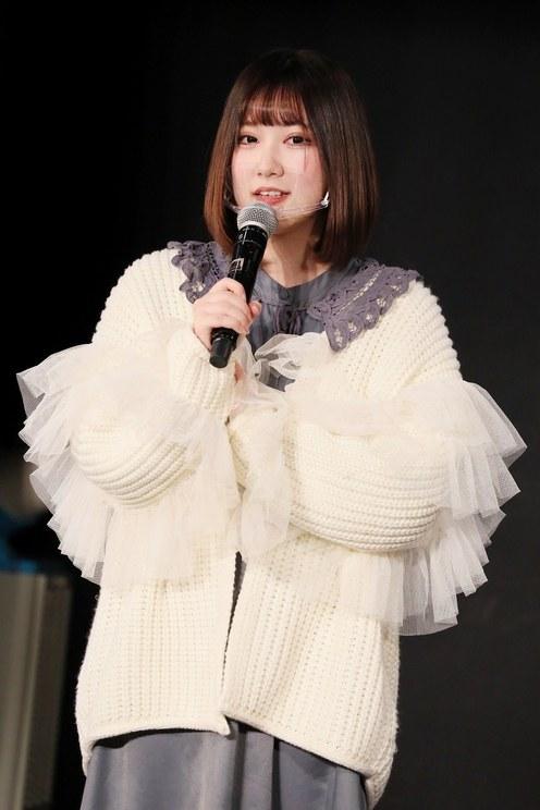 水野愛理<SKE48 28thシングル カップリング収録「ティーンズユニット」メンバー投票企画 速報発表イベント>(2021年2月7日)