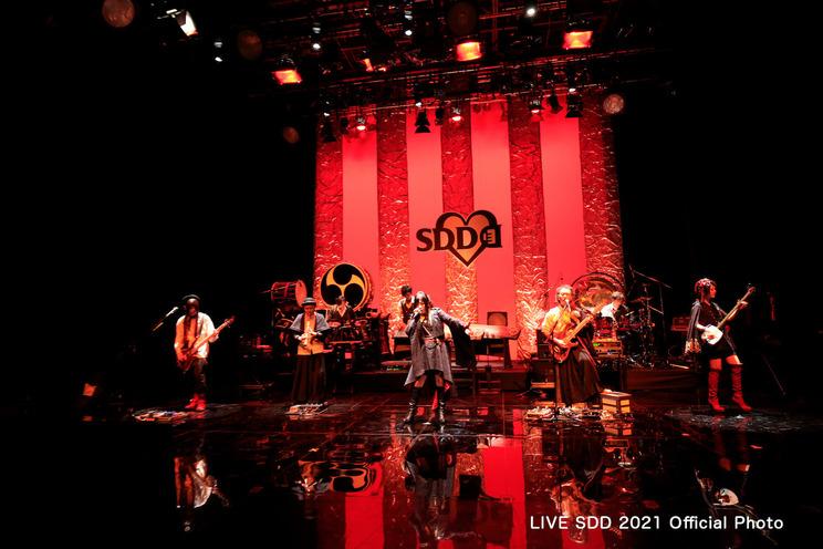 和楽器バンド<LIVE SDD 2021>(2021年2月13日)
