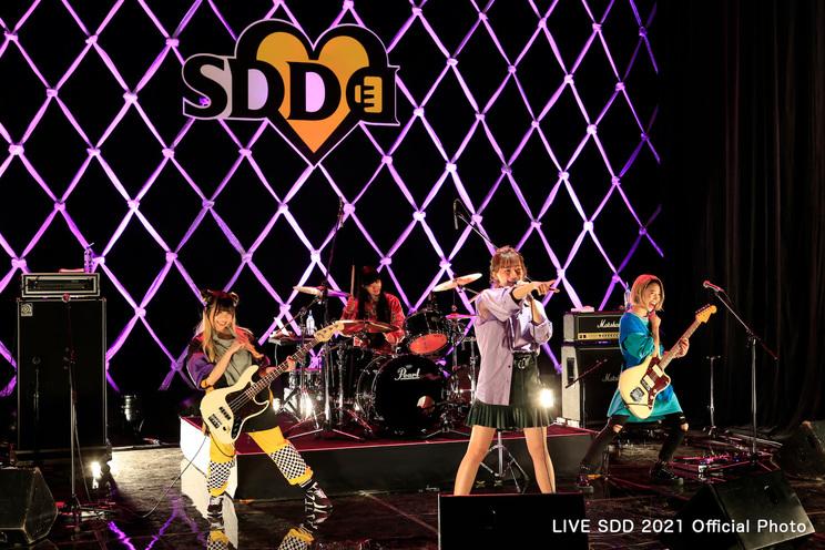 she9<LIVE SDD 2021>(2021年2月13日)
