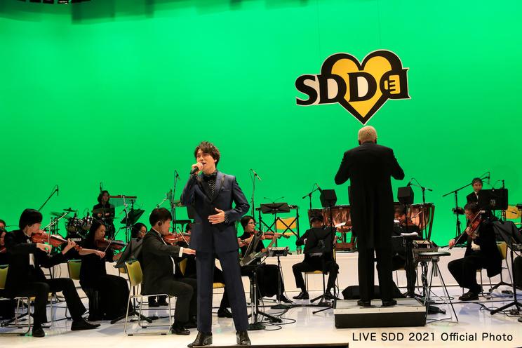 山崎育三郎withシンフォニックオーケストラ<LIVE SDD 2021>(2021年2月13日)