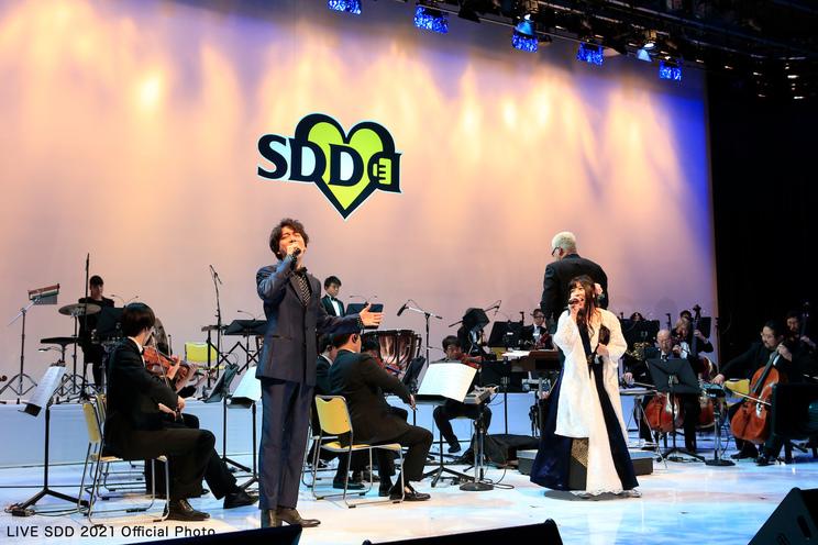 山崎育三郎&鈴華ゆう子withシンフォニックオーケストラ<LIVE SDD 2021>(2021年2月13日)