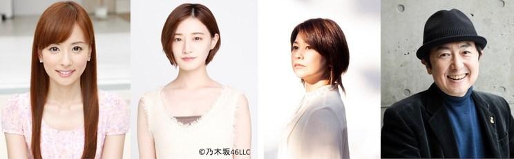 『YKK AP presents 皆藤愛子の窓cafe ~窓辺でcafe time~』出演者